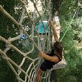 tree adventure park Millau family