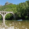 relax activity in summer Antipodes Millau