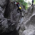 jump canyoning Tapoul Antipodes