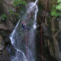 abseiling with ropes canyon Antipodes