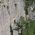 climbing for beginners Antipodes Millau
