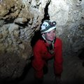caving around Millau, cave exploration Larzac with Antipodes