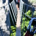 via ferrata antipodes Millau nature sport pleasure discovery nature safety